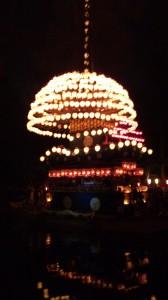 津島天王祭 まきわら船