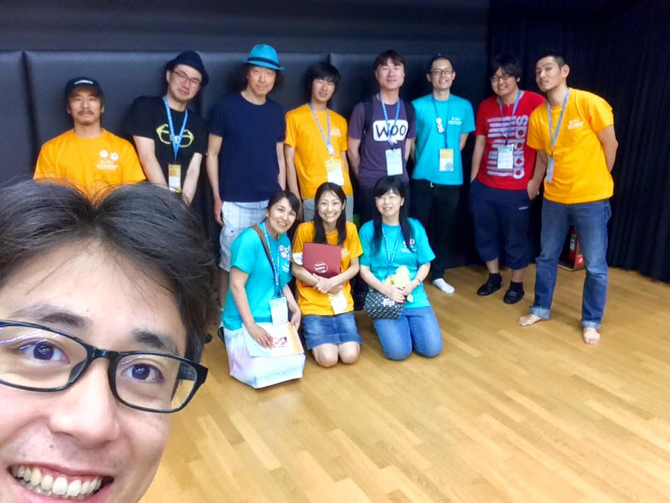WordPress日本語サイト運営者の倉石さんやWordPressを使った事がある人なら誰もがお世話になった事があるプラグイン「ContactForm7」の三好さんなど恐れ多いメンバー