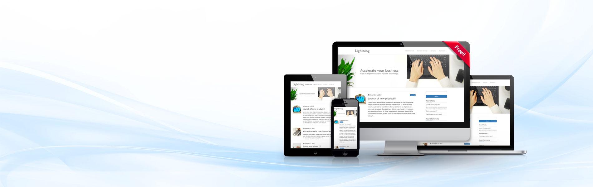 シンプルでカスタマイズしやすいWordPress.org登録テーマ