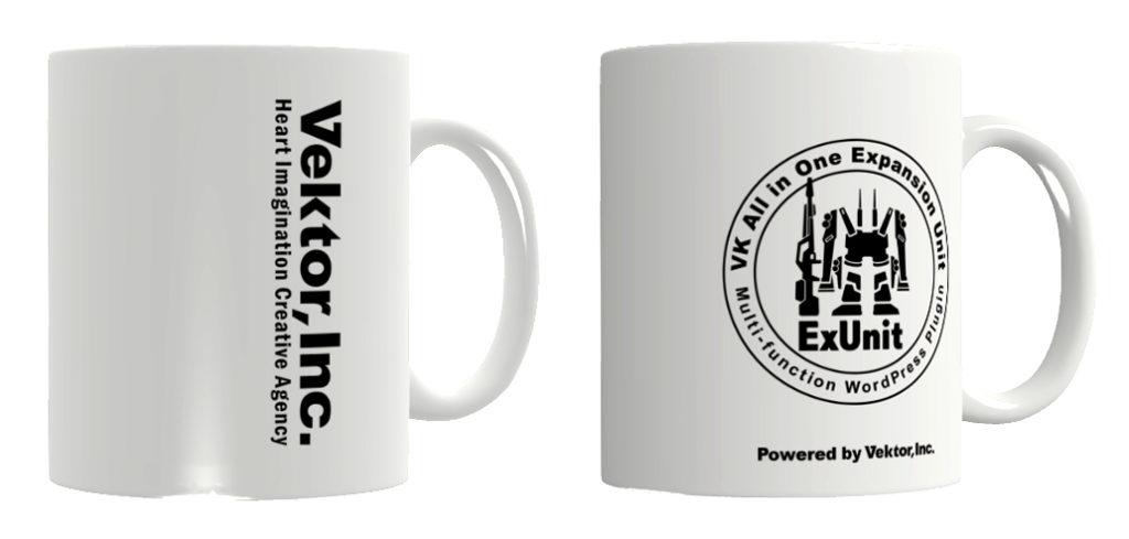 ノベリティーマグカップ