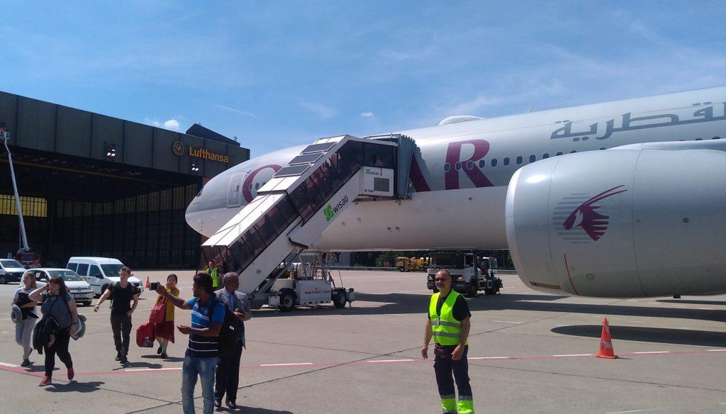 ついにベルリンに到着!