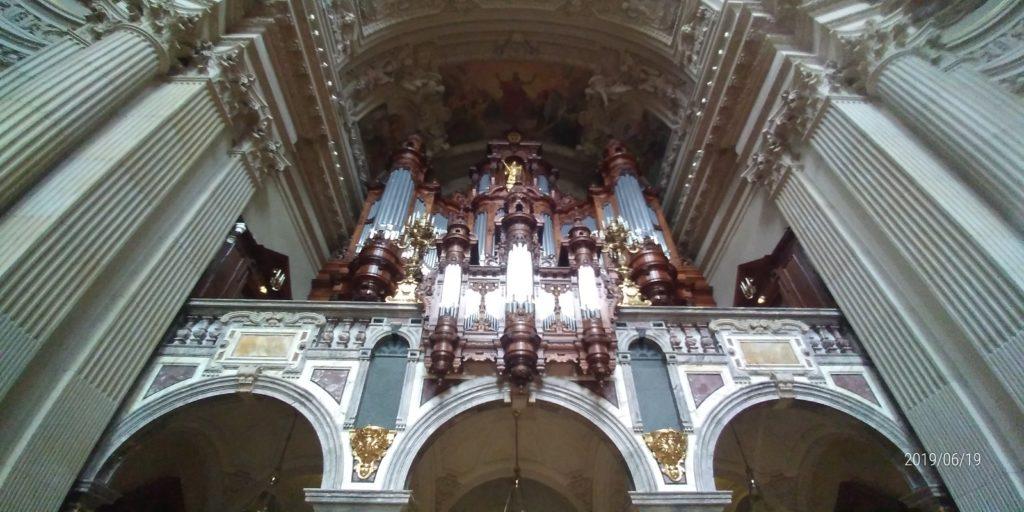 ベルリン大聖堂のパイプオルガン