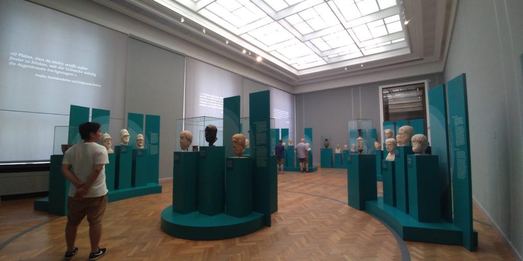 ベルリン旧博物館