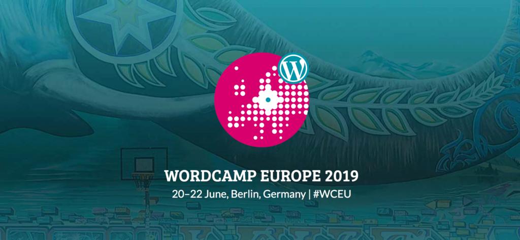 WordCamp Europe 2019